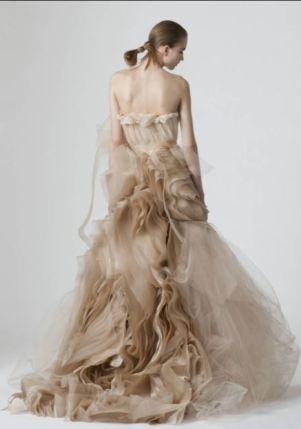 Beautiful designer wedding dress inspiration